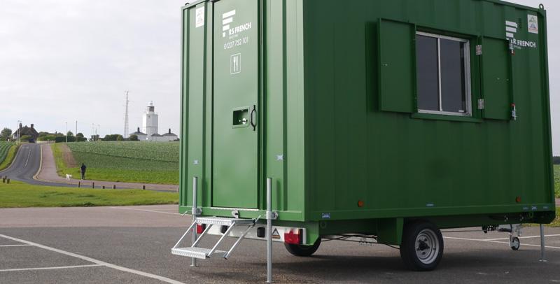 Container unit
