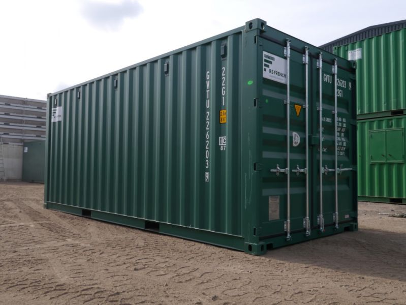 RS French container