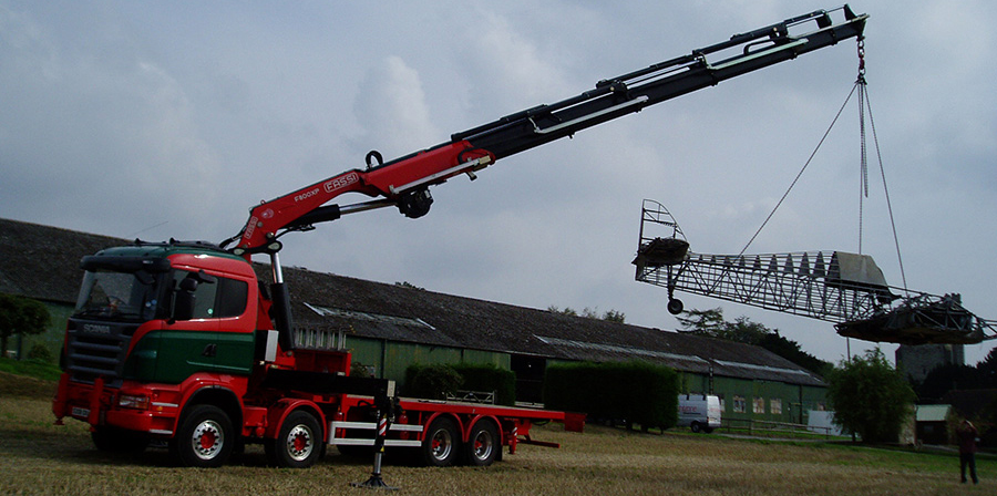 RS French crane