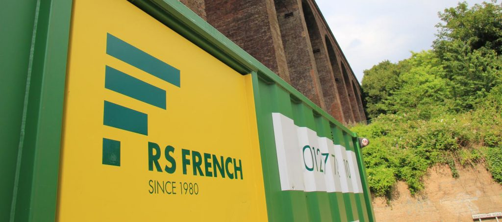RS French container unit