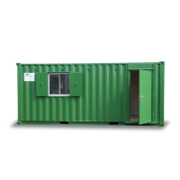 RS French site accommodation unit